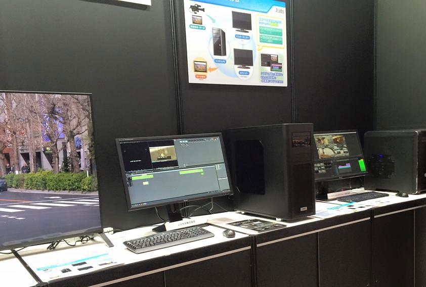 ケーブル技術ショー2015でStudio Ultimate4Kを展示