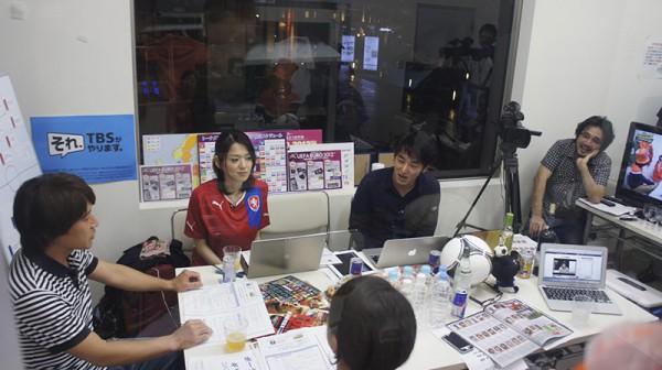 TBS×WOWOW朝までソーシャルビューイング開幕戦スペシャル