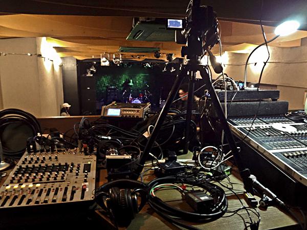 OIL Nightスペシャル@二子玉川KIWA 【6】カメラHMC-45