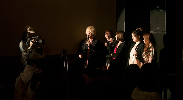 OIL Nightスペシャル@二子玉川KIWA  手持ちカメラ【4】AG-AC160