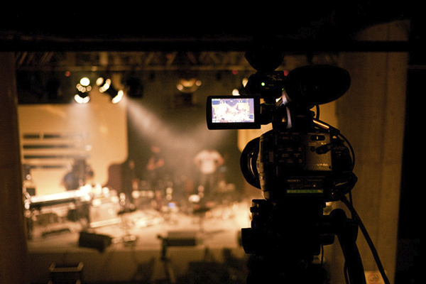 据え置きメインカメラはEX1